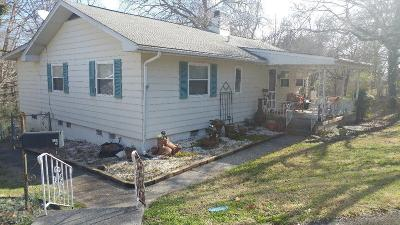 Anderson County Single Family Home For Sale: 124 E Price Rd