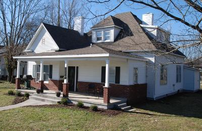 Knoxville Single Family Home For Sale: 1629 Washington Pike