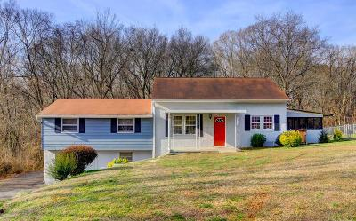Knoxville Single Family Home For Sale: 1713 Spring Hill Rd