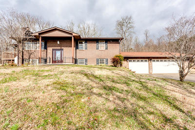 Maynardville TN Single Family Home For Sale: $215,000