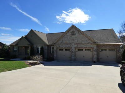 Crossville Single Family Home For Sale: 413 Waterview Drive