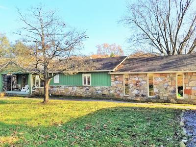 Knoxville Single Family Home For Sale: 2716 Spencer St