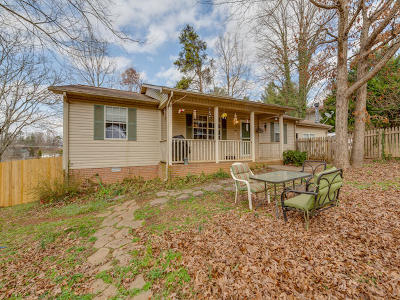 Maryville Single Family Home For Sale: 2841 Cansler Drive