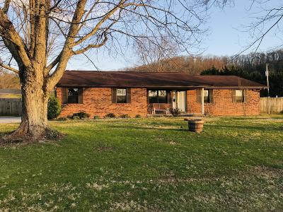 Single Family Home For Sale: 3720 Meredith Rd