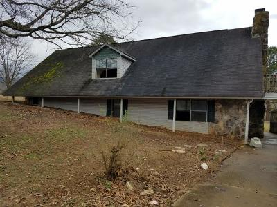 Blount County, Loudon County, Monroe County Single Family Home For Sale: 2844 6 Six Mile Rd