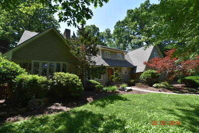 Knoxville Single Family Home For Sale: 8602 Dunaire Drive