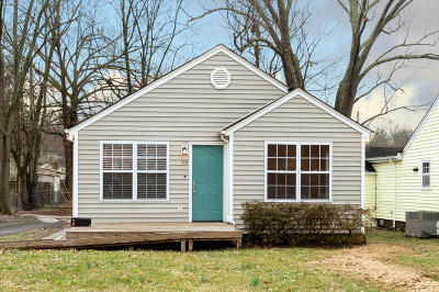 Knoxville Single Family Home For Sale: 704 E Caldwell Ave