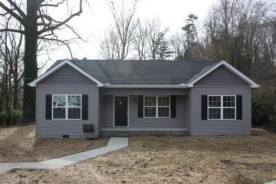 Oak Ridge Single Family Home For Sale: 313 W Faunce Rd