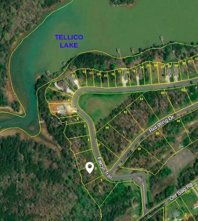 Residential Lots & Land For Sale: Falcon Tr