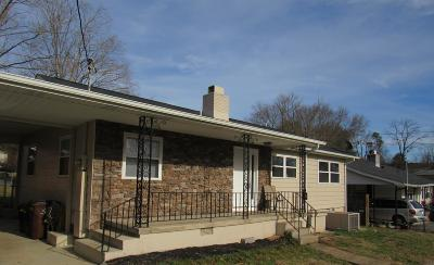 Oak Ridge Single Family Home For Sale: 103 Parker Rd