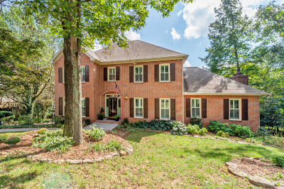 Knoxville Single Family Home For Sale: 8324 Alexander Cavet Drive