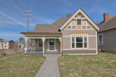 Knoxville Single Family Home For Sale: 1501 Woodbine Ave