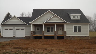 Claiborne County Single Family Home For Sale: 109 Lilac Lane