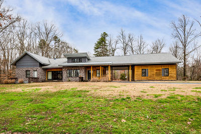 Knoxville Single Family Home For Sale: 5212 Luttrell Rd