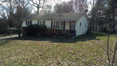 Morristown Single Family Home For Auction: 2200 Webb Drive
