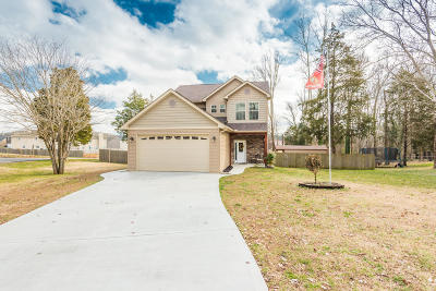 Knoxville Single Family Home For Sale: 7900 Wheatland Drive