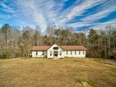 Tellico Plains Single Family Home For Sale: 7861 State Highway 68