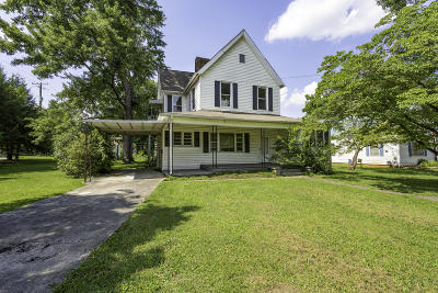 Knoxville Single Family Home For Sale: 1105 Chickamauga Ave
