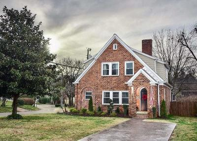 Knoxville Single Family Home For Sale: 118 Adair Drive