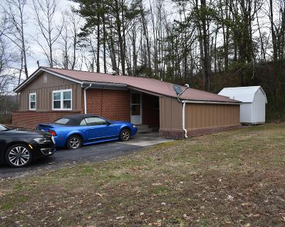 Middlesboro Single Family Home For Sale: 201 Summit Drive