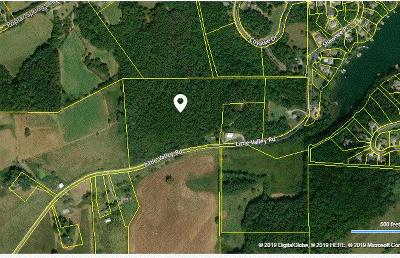 Loudon Residential Lots & Land For Sale: 21.02 Acre Little Valley Rd