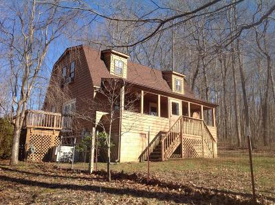 Anderson County Single Family Home For Sale: 247 Lakeview Lane