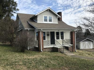 Clinton Single Family Home For Sale: 405 Central St