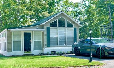 Crossville TN Single Family Home For Sale: $59,900