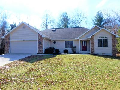 Crossville Single Family Home For Sale: 530 Stonehenge Drive