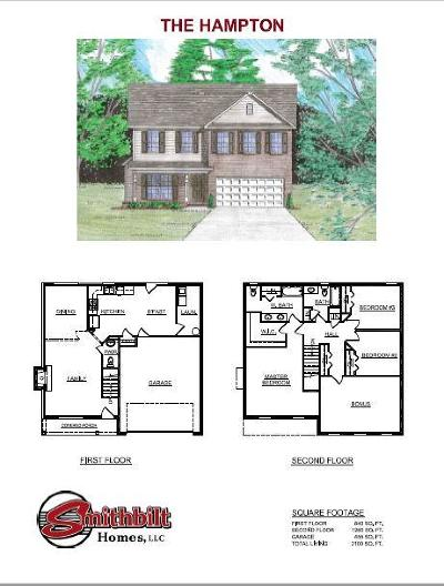 Knoxville Single Family Home For Sale: 810 Donahue Lane