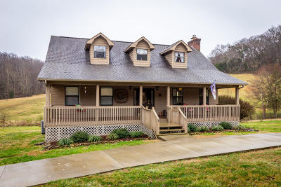Morristown Single Family Home For Sale: 2736 Robinson Creek Rd