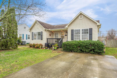 Knoxville Single Family Home For Sale: 3215 Orlando St