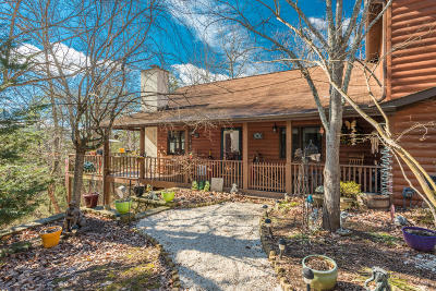 Sevier County Single Family Home For Sale: 1826 Saddle Way