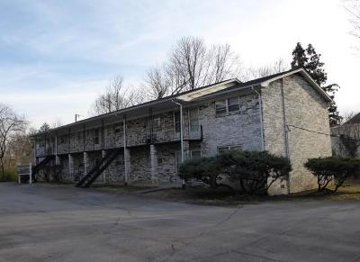 Knoxville Multi Family Home For Sale: 3216 Garden Drive #Apt 1