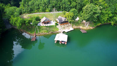 Sevierville Single Family Home For Sale: Waterfront Way