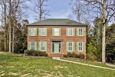 Knoxville Single Family Home For Sale: 2028 Lyons Ridge Rd