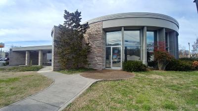Blount County Commercial For Sale: 2009 E Broadway Ave