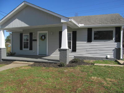 Knoxville Single Family Home For Sale: 2830 Copeland St