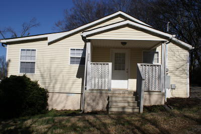 Maryville Single Family Home For Sale: 1417 Sevierville Rd