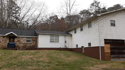 New Tazewell Single Family Home For Sale: 104 Loop Hollow Rd