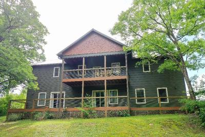 Campbell County Single Family Home For Sale: 1015 McClouds Tr