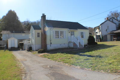 Campbell County Single Family Home For Sale: 904 Riverview Drive