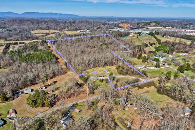 Knoxville Residential Lots & Land For Sale: 5321 Nickle Road