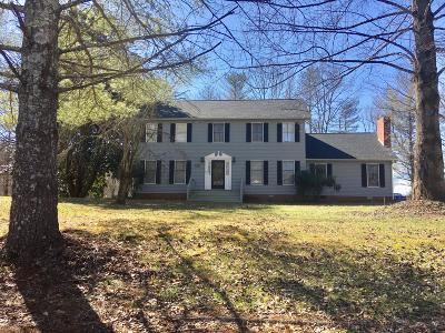 Claiborne County Single Family Home For Sale: 105 Jackson St