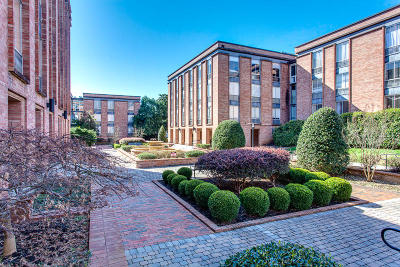 Knoxville Condo/Townhouse For Sale: 1400 Kenesaw Ave #12f