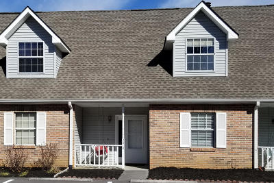 Knoxville Condo/Townhouse For Sale: 2010 Silverbrook Drive