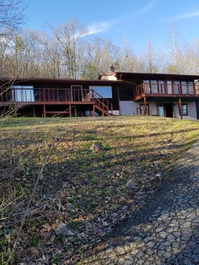Single Family Home For Sale: 4415 Harriman Highway Hwy