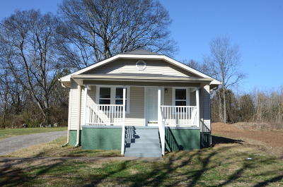 Knoxville Single Family Home For Sale: 1509 Layman St