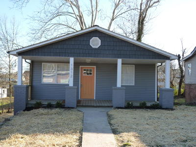 Knoxville Single Family Home For Sale: 1312 Pembroke Ave