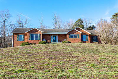 Campbell County Single Family Home For Sale: 5053 Gen Carl W Stiner Highway 50 Hwy